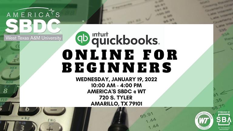 QuickBooks Online for Beginners