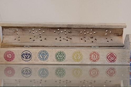White Chakra Incense Box