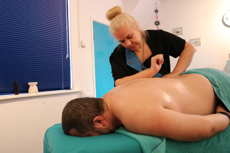 Swedish Massage - Full Body - 60 Mins
