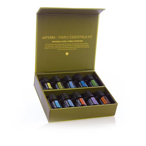 dōTERRA Family Essentials Kit