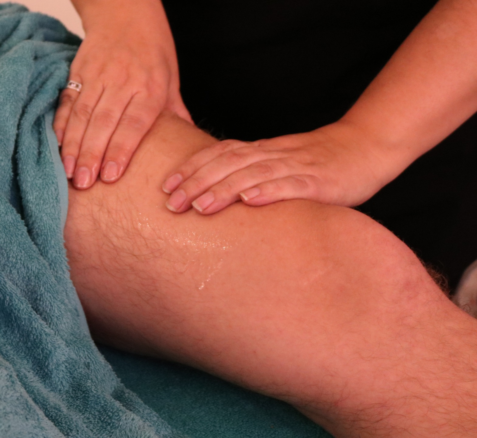 Swedish Massage (Arms or Legs) 30 Minute