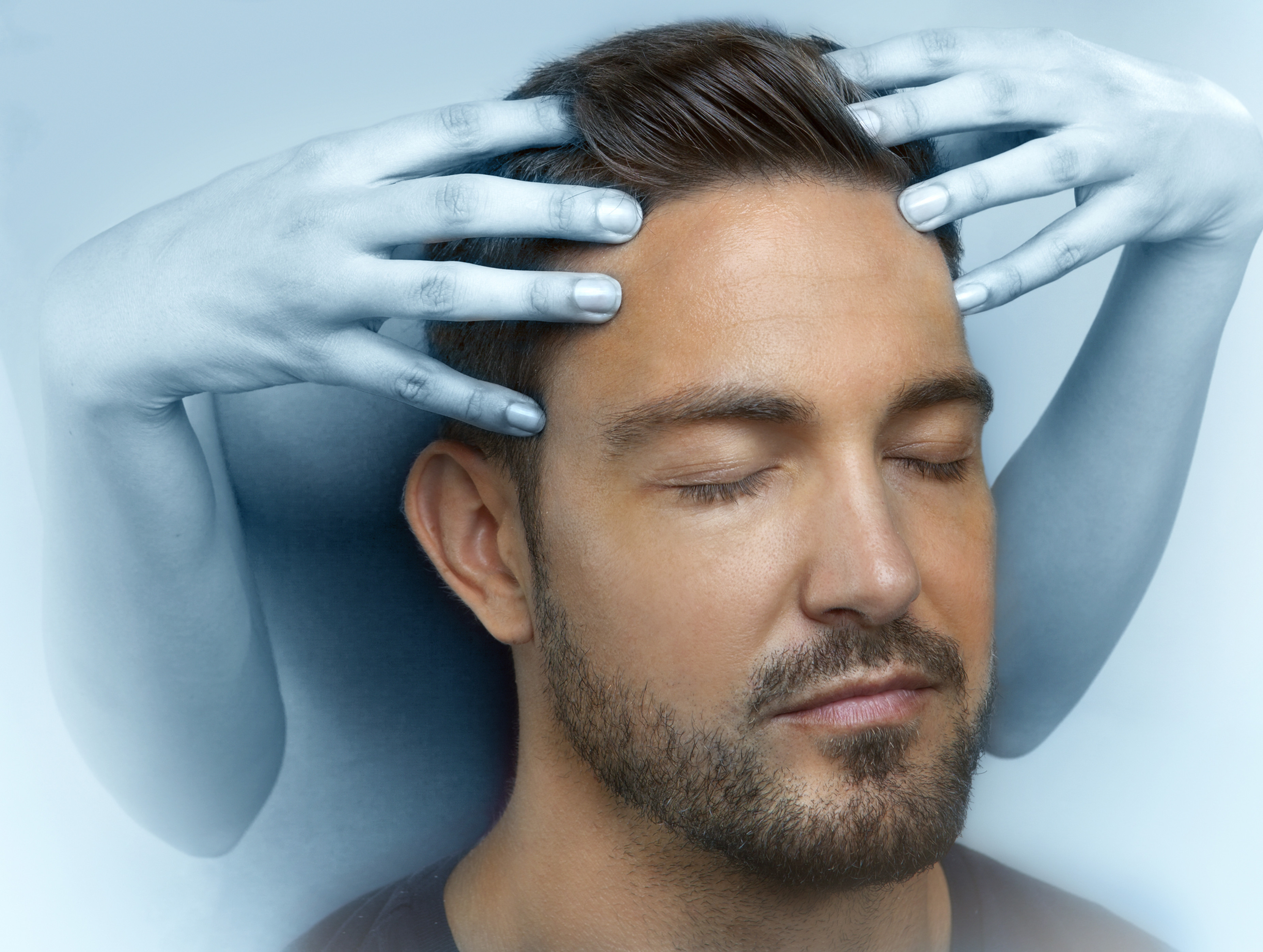 Indian Head Massage - 30 Mins
