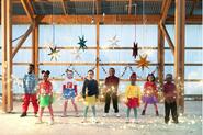 Sky Kids Christmas Song