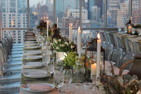 corporate dinner NYC 2