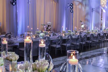 Wedding Reception Water Salon