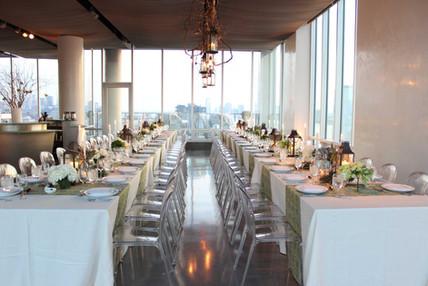 corporate dinner NYC 1