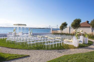 Newport Wedding Ceremony
