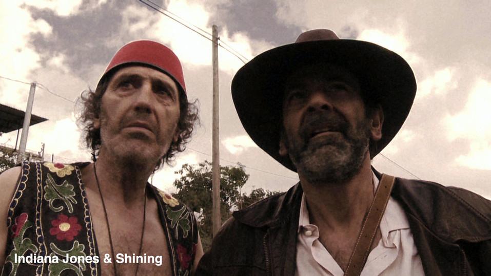 Indiana Jones - Shining