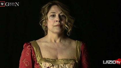 """Antonella Cappucci in """"Artemisia"""""""