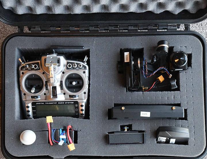 Inspire 2 Thermal Camera/Gimbal