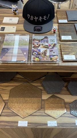 TOKYO日本橋髙島屋8階にてCLAYPAPER全種見れます。
