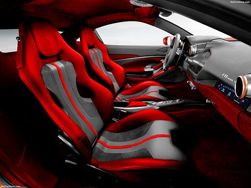 F8 TRIBUTO  INDIVIDUAL LEATHER DESIGN COMPLETE REFINED INTERIEUR