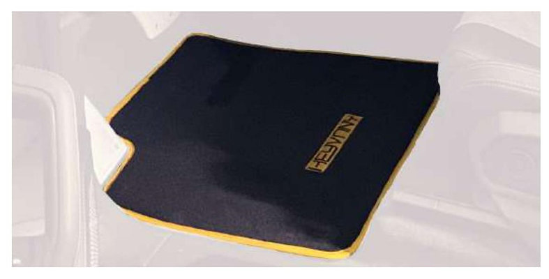 KEYRUS KEYVANY EXCLUSIVE FOOT MATS