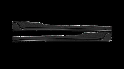 CONTINENTAL GT CARBON FIBRE SIDE SKIRT