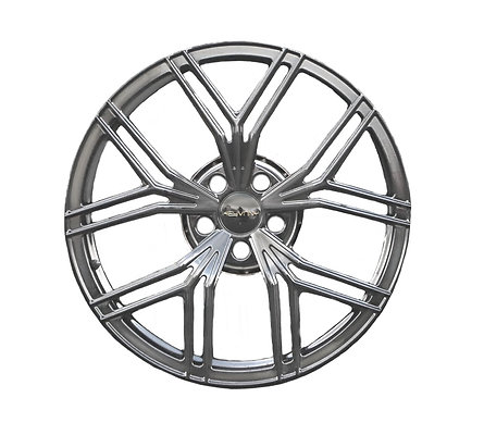 "FLYING SPUR FORGED ALLOY WHEELS 21"" FRONT/22"" BACK  K3"