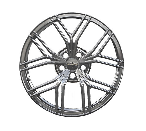 "RS 6 FORGED ALLOY WHEELS 21"" FRONT/22"" BACK  K3"