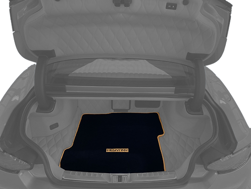CONTINENTAL GT-GTC KEYVANY EXCLUSIVE BOOT MATS