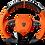 Thumbnail: KEYRUS KEYVANY STEERING WHEEL CARBON FIBRE/LEATHER PREFORMANCE