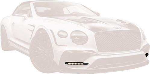 CONTINENTAL GT-GTC KEYVANY FRONT LED LIGHTS
