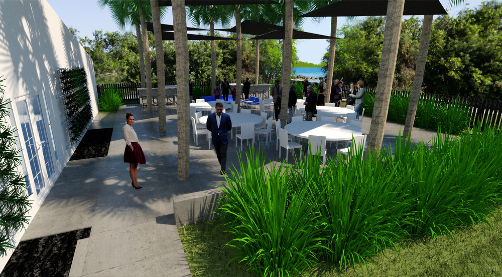 Harbour Heights Civic Association 3D Rendering