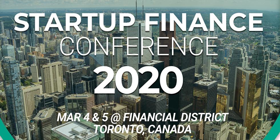 Startup Finance Conference