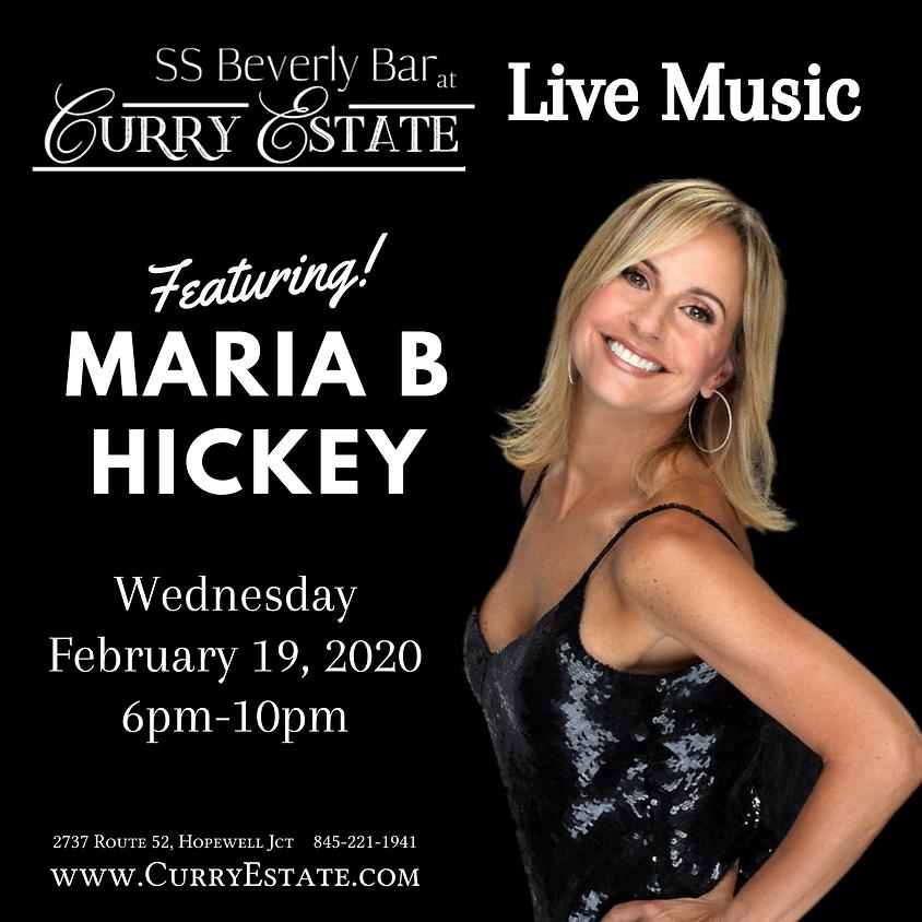 Maria B. Hickey 2/19