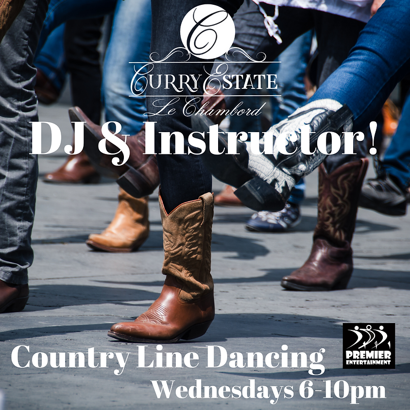 Country Line Dancing 2/12
