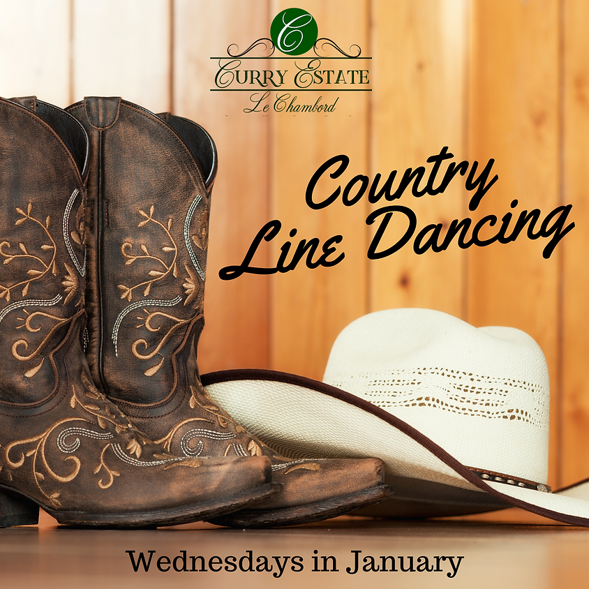 Country Line Dancing 1/8/20