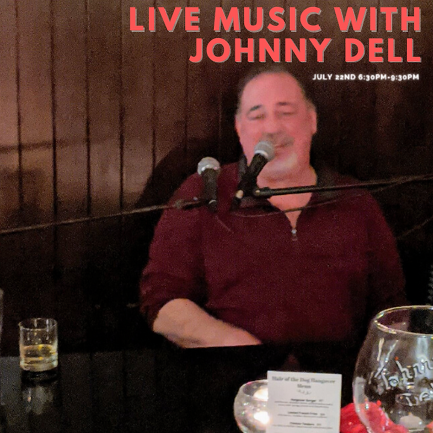 Live Music with Johnny Dell