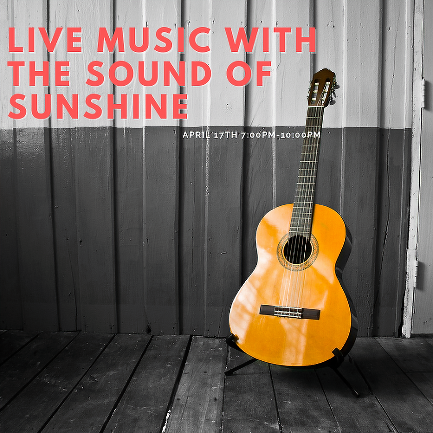 Live Music with The Sound of Sunshine