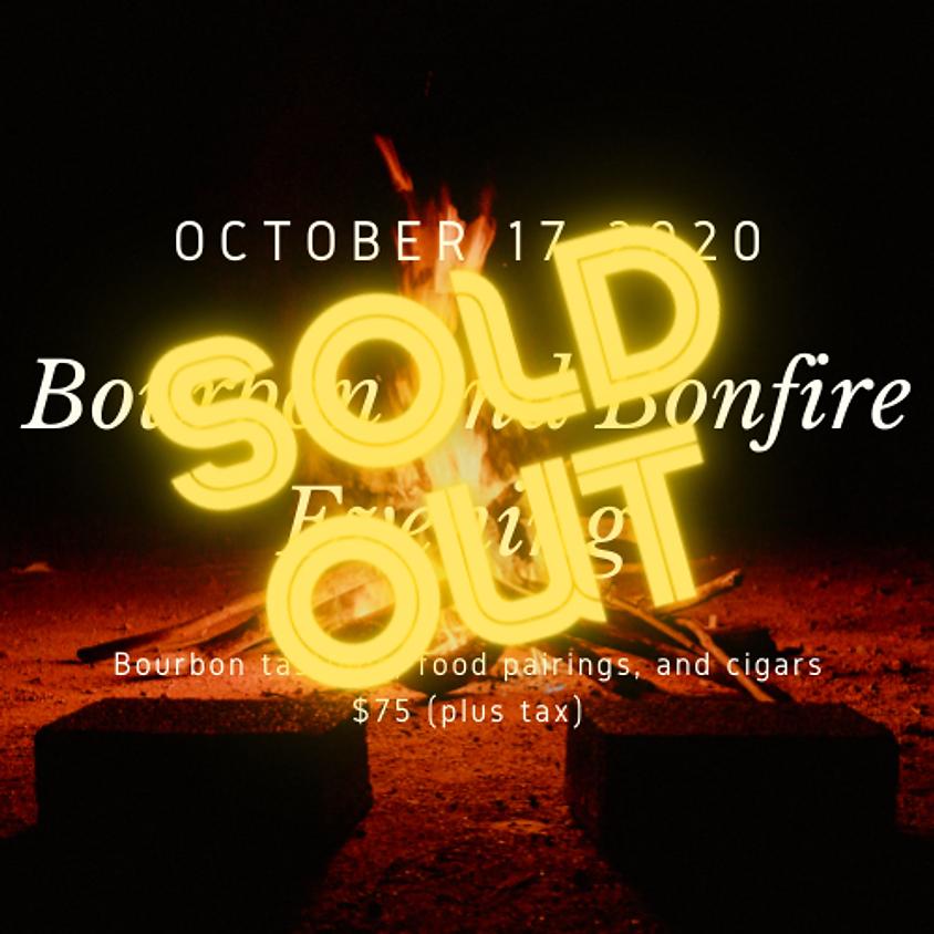 Bourbon and Bonfire Evening