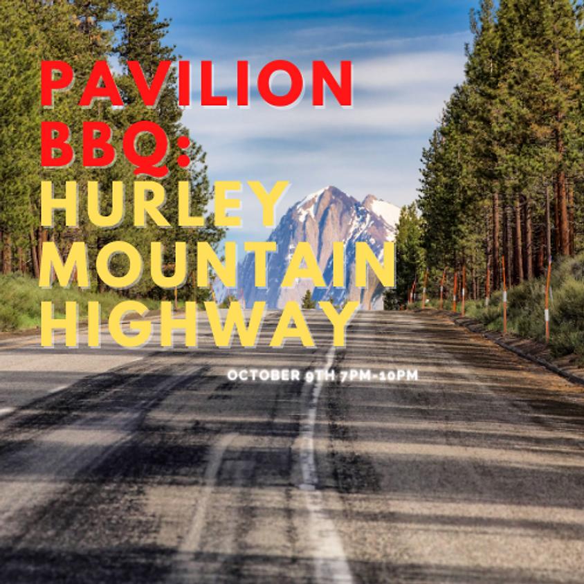 Pavilion BBQ: Hurley Mountain Highway