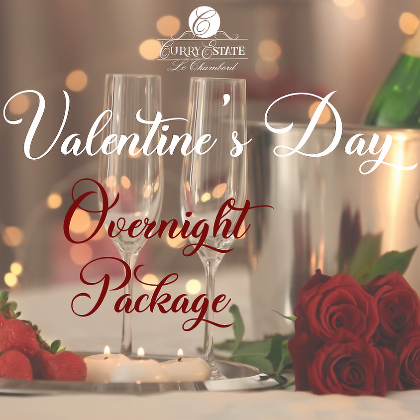 Valentine's Day Overnight Package