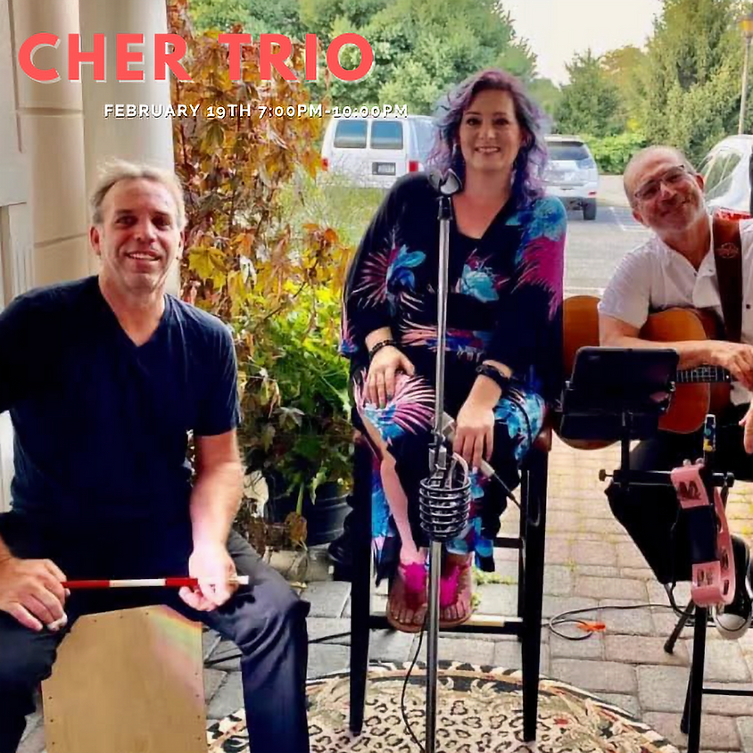 Live Music with the Cher Trio