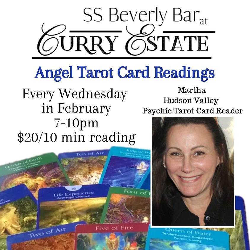 Tarot Card Reading 2/26