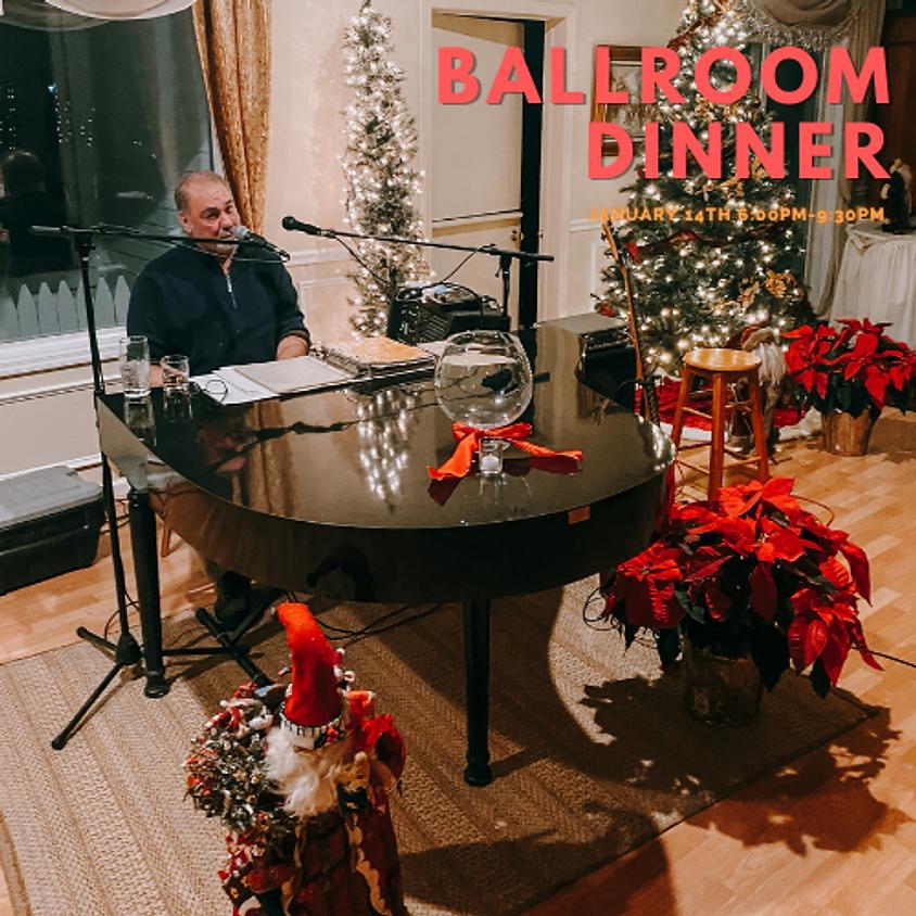 Ballroom Dinner with Johnny Dell