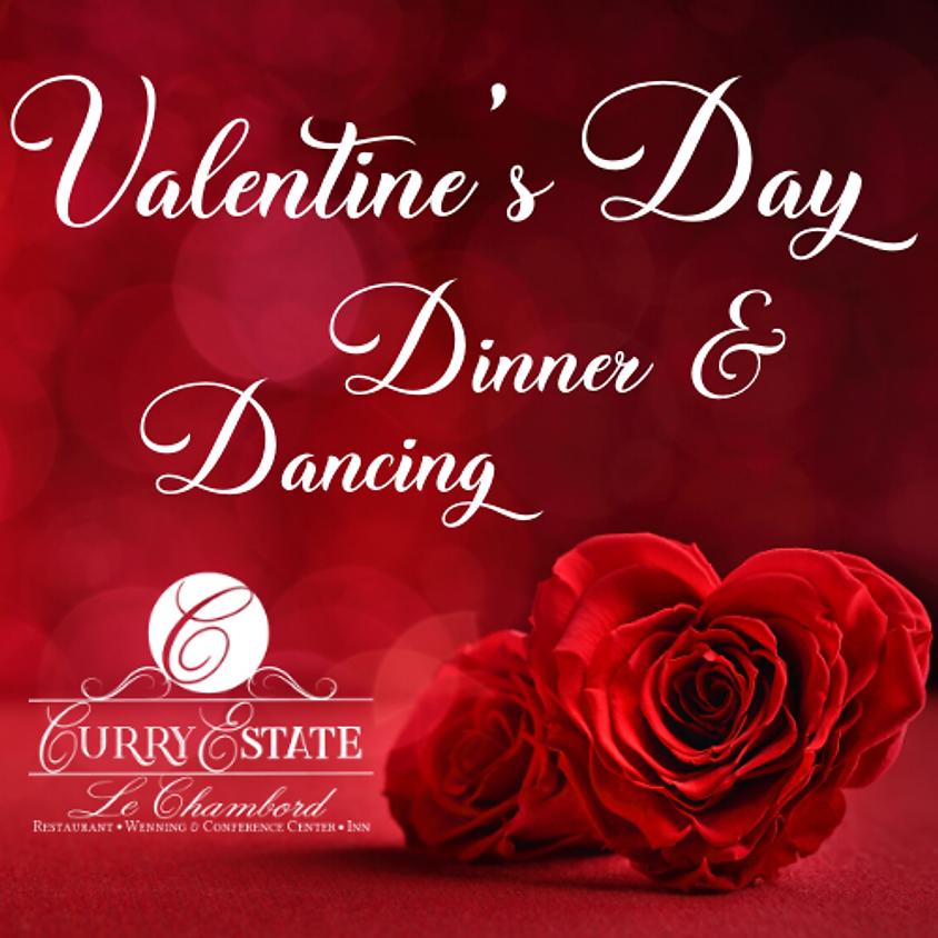 Valentines Day Dinner & Dancing