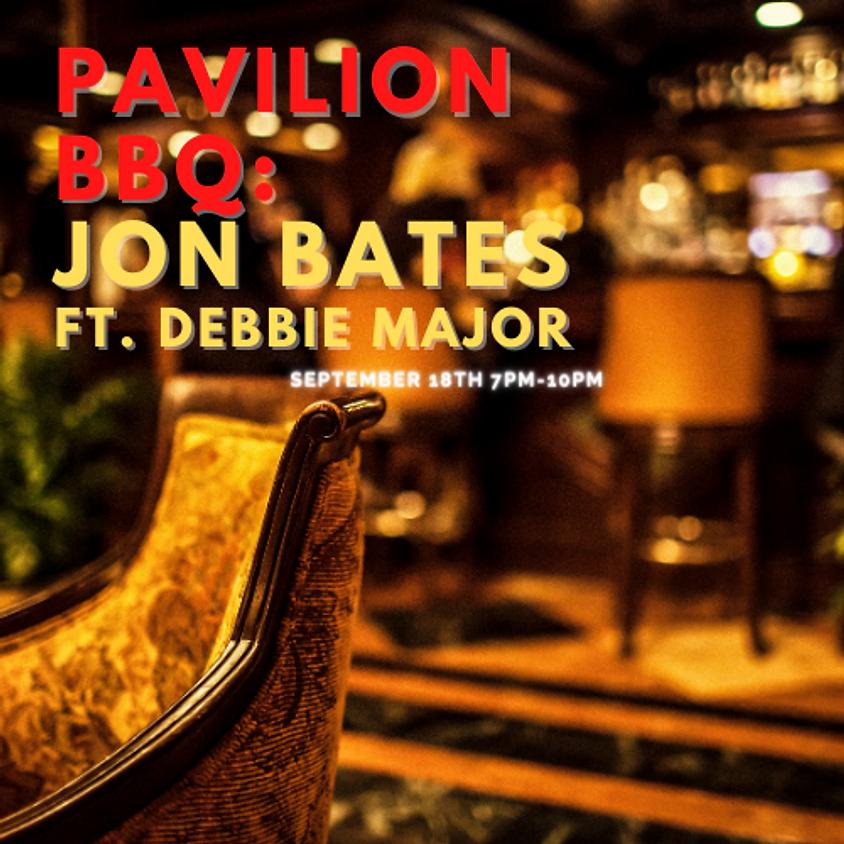 Pavilion BBQ: Jon Bates ft. Debbie Major