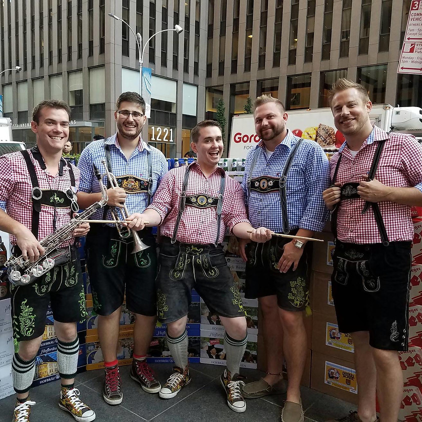 Oktoberfest 2019 at Le Chambord at Curry Estate