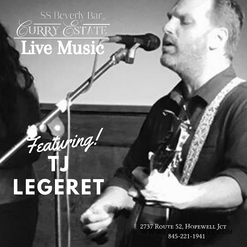TJ Legeret - Live Music