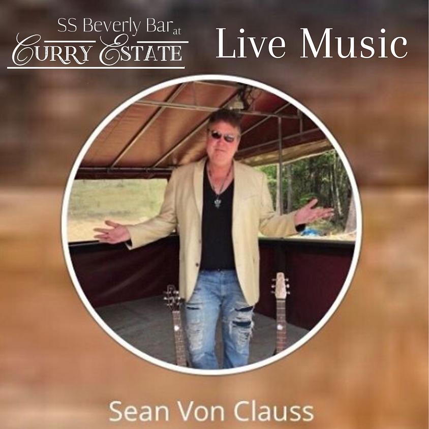 Live Music with Sean Von Clauss