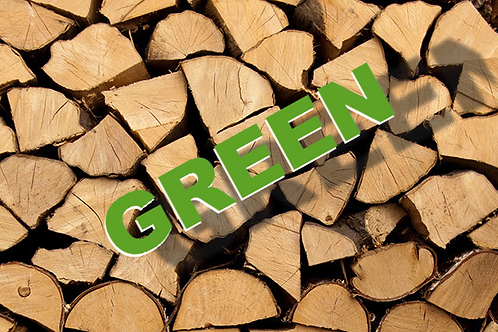 1x Cord Green Firewood