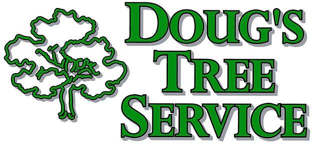 Dougs Tree Service Logo