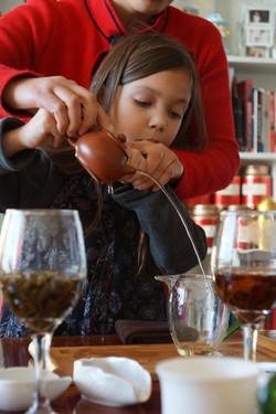 DiscoverCha Children Tea Training