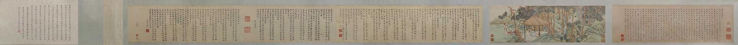 Hui Shan Tea Party(Sond dynasty)