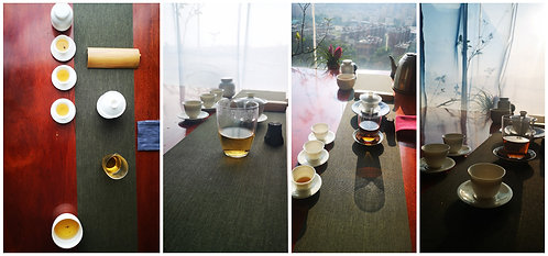 Chinese Tea Art Tea Set