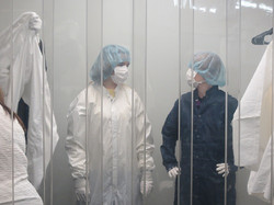Students at Biotech Center