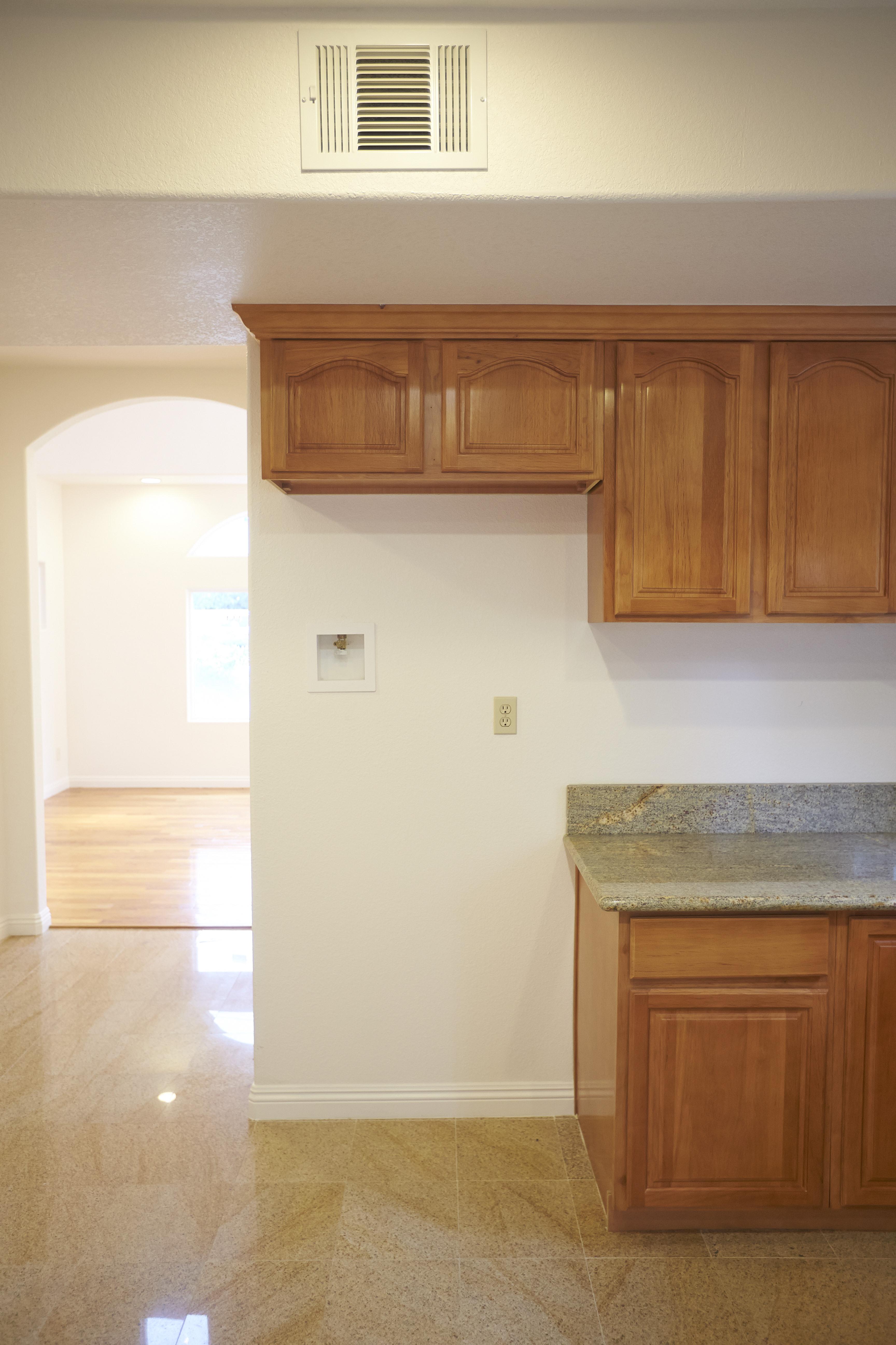 Refrigerator space