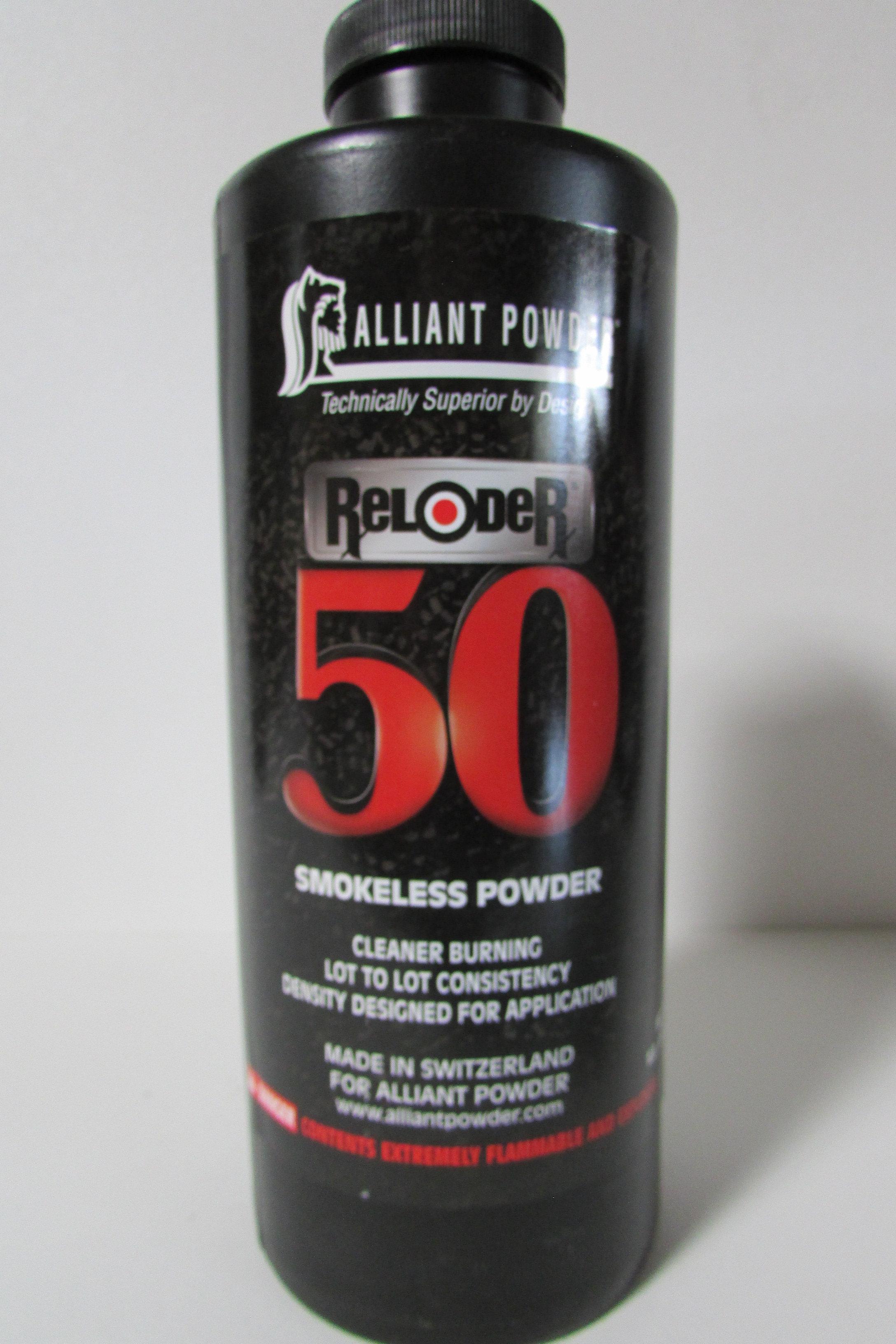 Alliant Powder Reloader 50 1lb