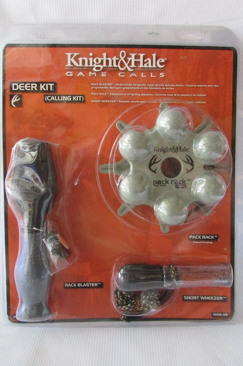Knight&Hale Game Call Deer Kit